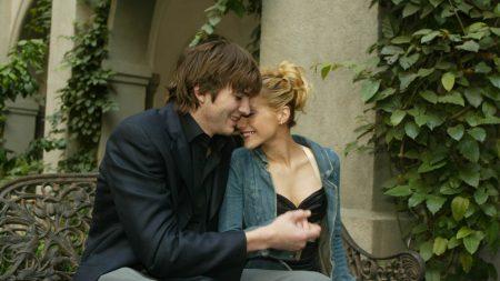 ashton kutcher, brittany murphy, couple