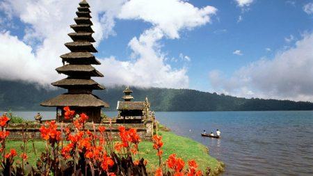 asia, island, structure
