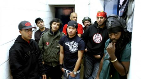 asian dub foundation, band, members