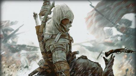 assassins creed 3, desmond miles, fight