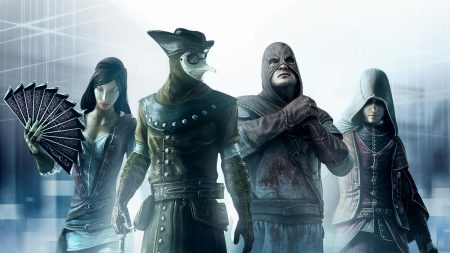 assassins creed, characters, faces