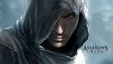 assassins creed, desmond miles, face