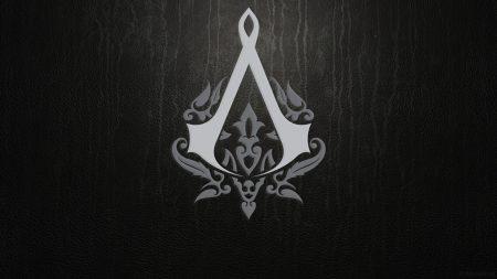 assassins creed, emblem, background