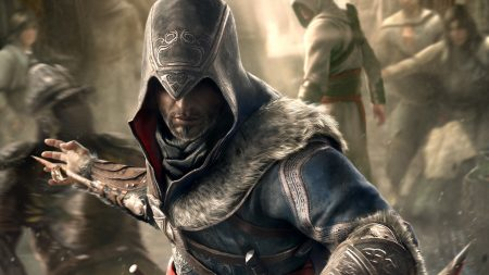 assassins creed, fur, peoples