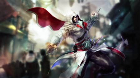 assassins creed, picture, hood