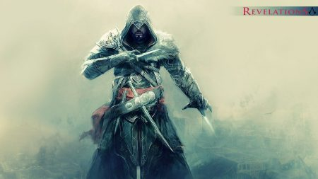 assassins creed revelations, desmond miles, fan art