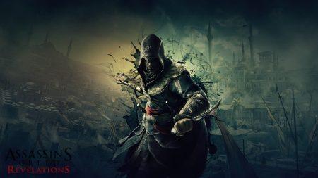 assassins creed revelations, desmond miles, graphics