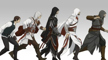 assassins creed revelations, picture, graphics