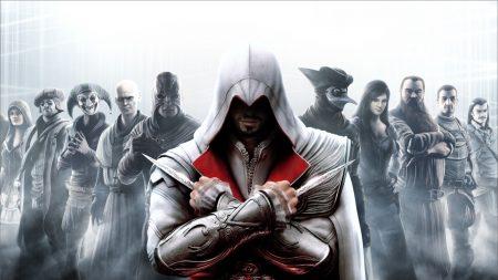 assassins creed, warrior, faces