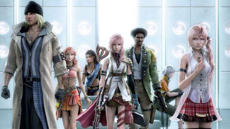 final fantasy xiii, characters, gun