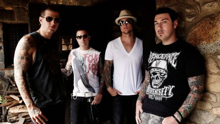 avened sevenfold, tattoo, t-shirts