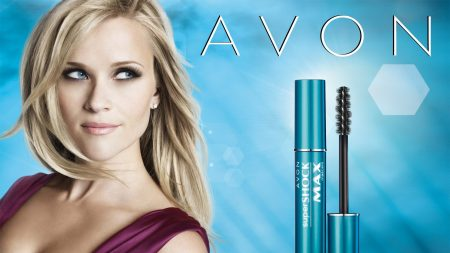 avon, super shock max mascara, girl