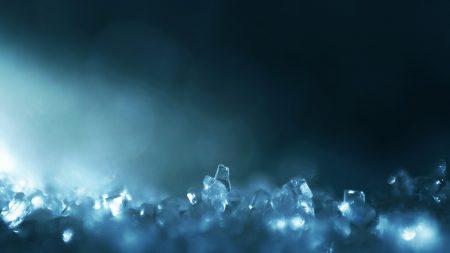 background, ice, light