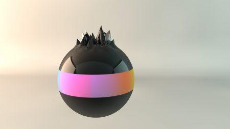 ball, band, blast