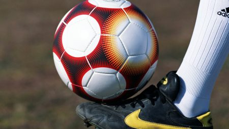 ball, foot, football