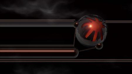 ball, light, dark