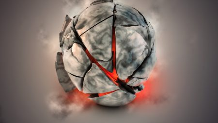 ball, smoke, layer