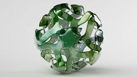 ball, spiral, shape