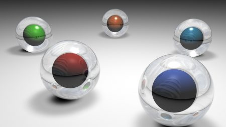 balls, shape, colorful
