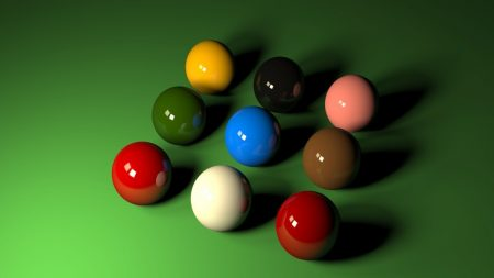 balls, smooth, colored