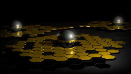 balls, surface, mesh