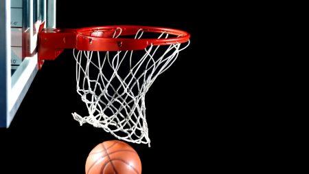 basket, basketball, ball