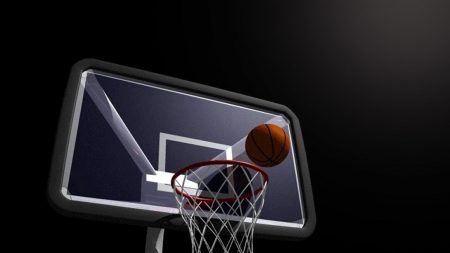 basketball, ball, basket