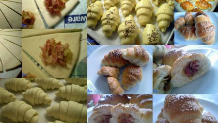 batch, croissants, recipe