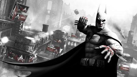batman arkham city, character, blood