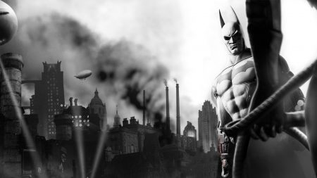 batman arkham city, character, hand