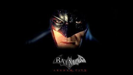 batman arkham city, face, look