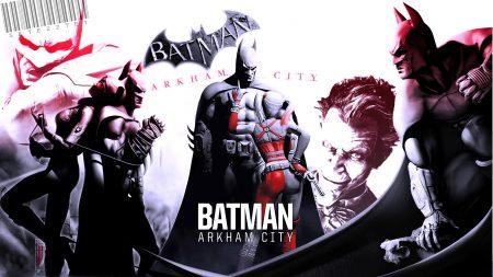 batman, arkham city, girl