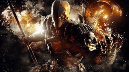 batman arkham origins, deathstroke, warner bros. games montreal