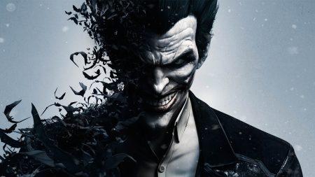 batman arkham origins, joker, red cap
