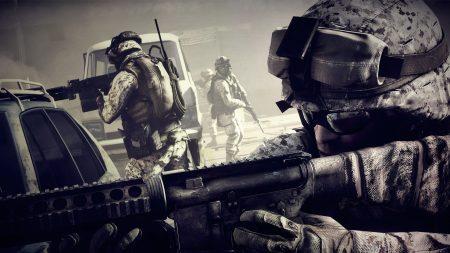 battlefield 3, soldiers, machine