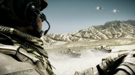 battlefield 3, tanks, planes