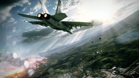 battlefield, aviation, airplanes