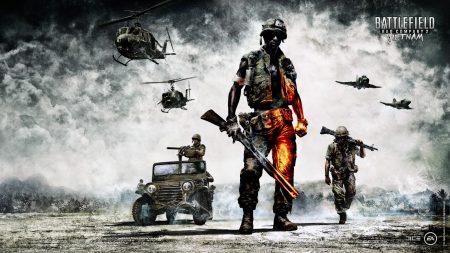 battlefield, bad company 2, vietnam