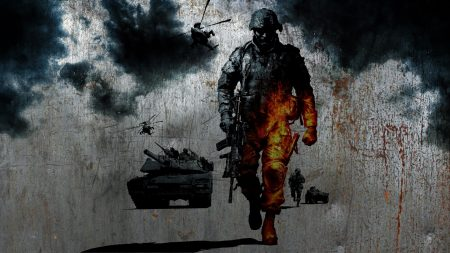 battlefield, soldier, graphics