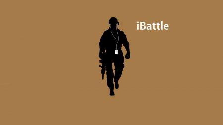 battlefield, soldier, headphones