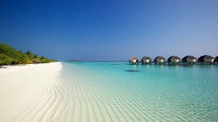 beach, ocean, sand