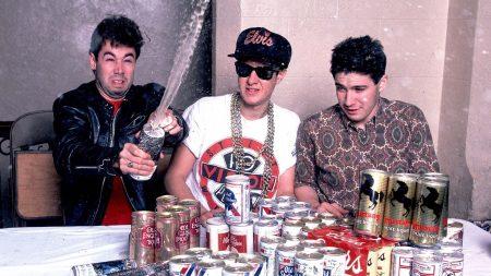 beastie boys, booze, beer