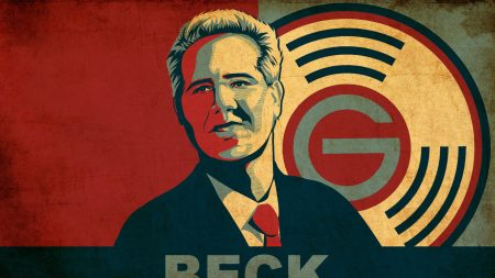 beck, man, graphics