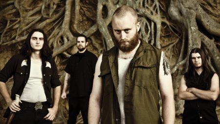 becoming the archetype, band, bald
