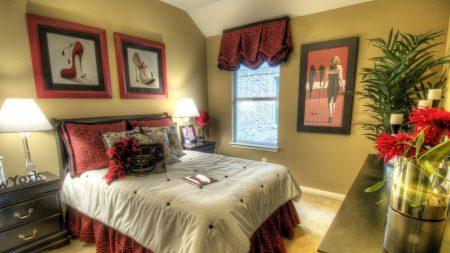 bedroom, bathroom, bedding