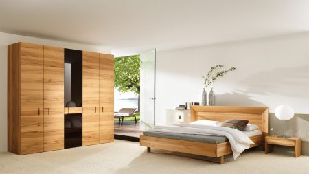 bedroom, wardrobe, style