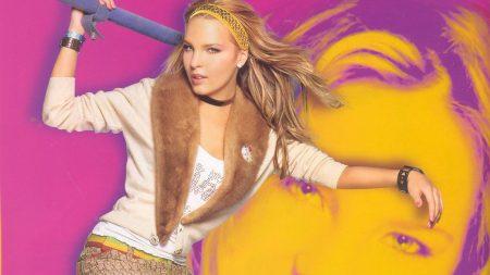 belinda chapple, model, singer