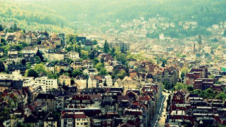 berlin, germany, houses