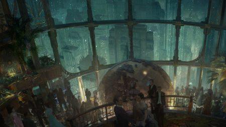 bioshock, city, underwater