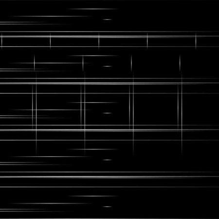 black background, stripes, black and white